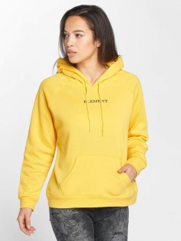 Element Frauen Hoody Start Oversized in gelb