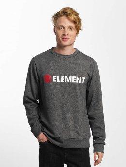 Element Pullover Blazin Crew grau