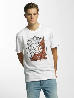 Element T-Shirt Tilt blanc