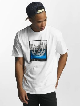 Element T-Shirt Reflections blanc