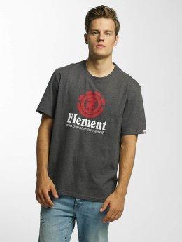 Element T-Shirt Vertical gris