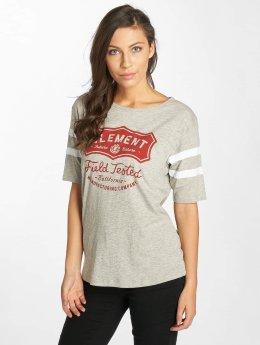 Element T-Shirt Test Football gris
