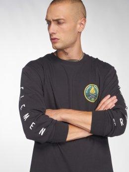Element T-Shirt manches longues Logo noir