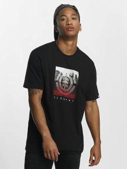 Element T-Shirt Reflections schwarz
