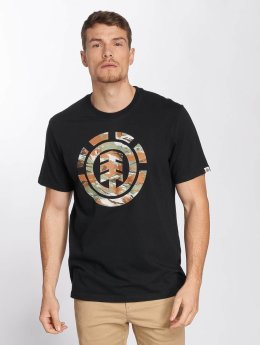 Element T-Shirt Sawtooth schwarz