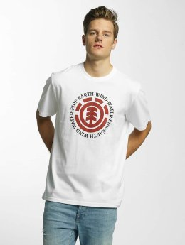 Element t-shirt Seal wit
