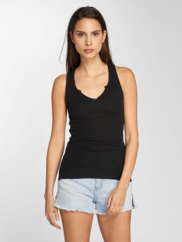 Element Tanktop Lead zwart