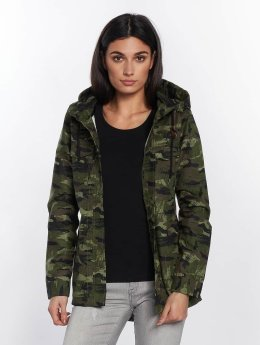 Element Übergangsjacke Feelin Good camouflage