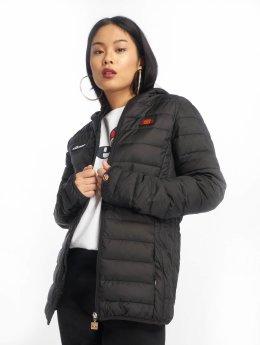 Ellesse Стеганая куртка Lompard Padded серый