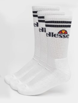 Ellesse Calcetines Pullo 3 Pack blanco