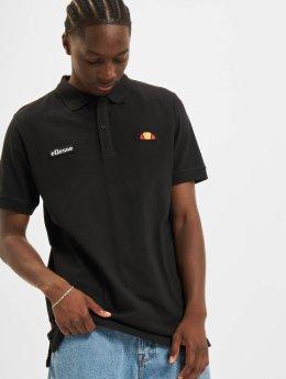 Ellesse Camiseta polo Montura negro