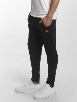 Ellesse Pantalón deportivo Black Run negro