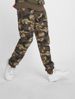 Ellesse Pantalone ginnico Ovest mimetico