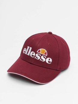 Ellesse Snapback Caps Ragusa red