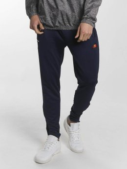 Ellesse Sweat Pant Black Run blue