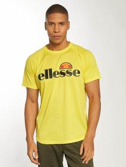 Ellesse T-paidat Cindolo keltainen