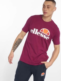 Ellesse T-paidat Prado  purpuranpunainen