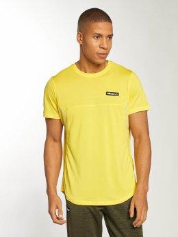Ellesse t-shirt Aicati geel