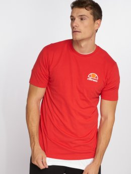 Ellesse T-Shirt Canaletto rouge