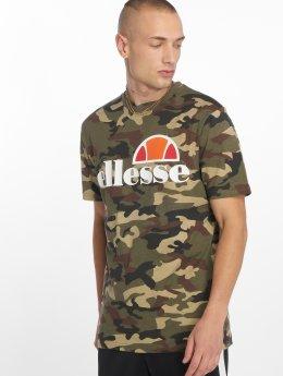 Ellesse T-shirts Prado camouflage