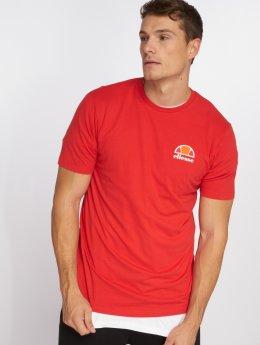 Ellesse T-Shirty Canaletto czerwony