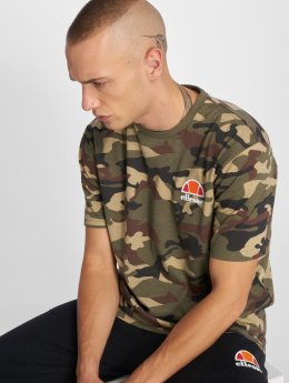 Ellesse T-Shirty Canaletto moro
