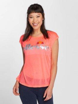 Ellesse T-skjorter Pomona lyserosa