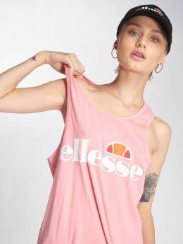 Ellesse Tank Tops Abigaille  rosa