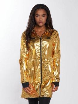 Ellesse Frauen Übergangsjacke Pinga in goldfarben