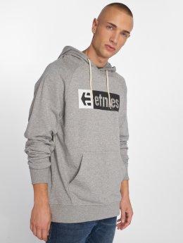 Etnies Hoodie New Box  grey
