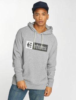 Etnies Hoody New Box grau