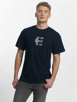 Etnies T-Shirt Icon blau