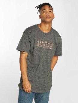 Etnies T-Shirt Mod Stencil gris
