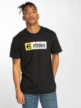 Etnies T-Shirt New Box schwarz