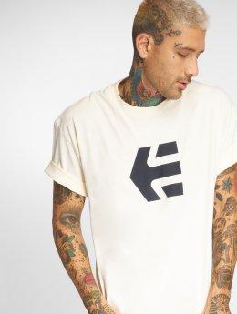 Etnies T-Shirty Mod Icon bezowy