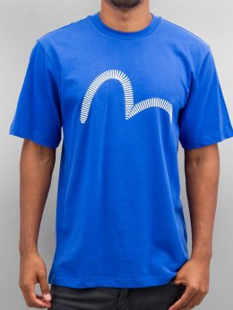 EVISU T-paidat Seagull sininen