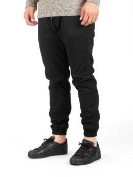 FairPlay Spodnie do joggingu Porter czarny
