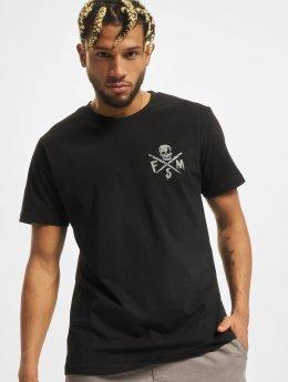 Famous Stars and Straps t-shirt Stick It zwart