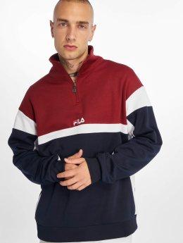 FILA Демисезонная куртка Urban Line Herron Half Zip синий
