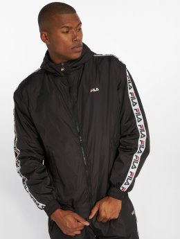 FILA Демисезонная куртка Tacey черный