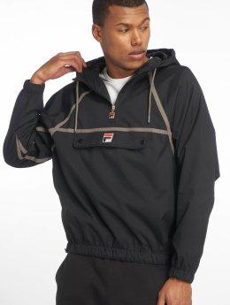 FILA Демисезонная куртка Astor Batwing черный