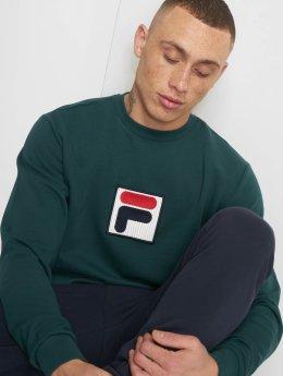FILA Пуловер Rian зеленый