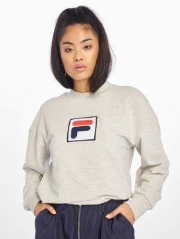 FILA Пуловер  серый
