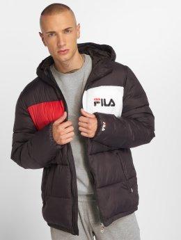 FILA Стеганая куртка Urban Line Floyd черный