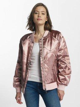 FILA Frauen Bomberjacke Urban Line in rosa