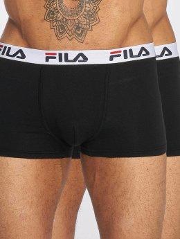 FILA Boxershorts 2-Pack Urban schwarz
