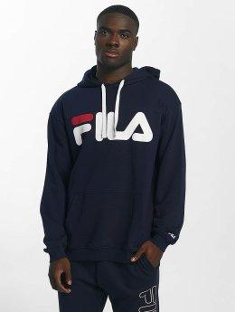FILA Felpa con cappuccio rban Line Classic Logo blu