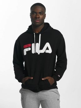 FILA Hoody Urban Line Classic Logo zwart