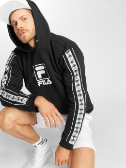 FILA Hoody Urban Line Rangle zwart