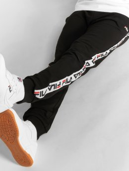FILA Jogging kalhoty Urban Line Tadeo Tape čern